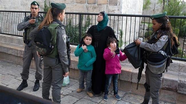 Israeli regime forces kill dozens of  Palestinian kids each year
