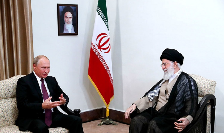 Russian and Turkish presidents meet iran`s supreme leader