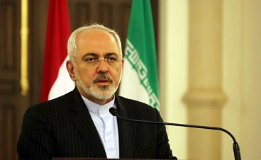 Iran's FM Zarif hopes for peace and joy on the advent of Nowruz