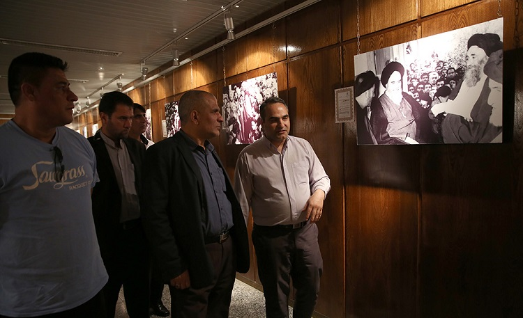 Afghanistan's minister of counter narcotics visits Imam Khomeini's historic residence in Jamaran