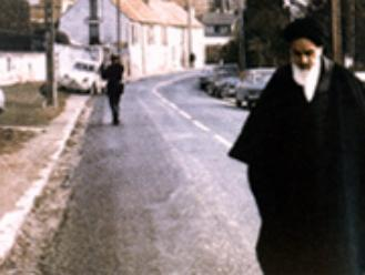 Imam Khomeini guided critical period of Islamic movement from Neauphle-le Chateau