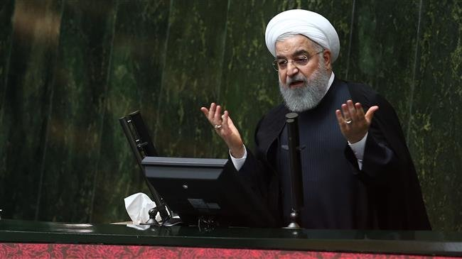 Iran has upper hand in countering US plots, says President Rouhani
