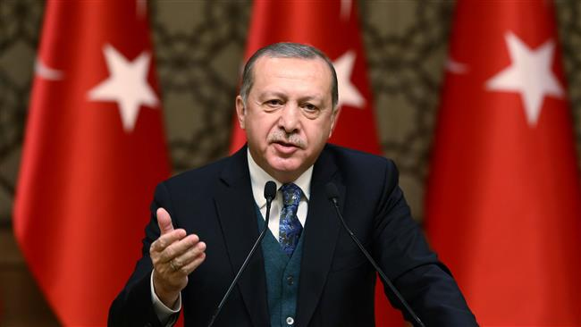 Turkish president slams Trump's exit from Iran nuclear deal