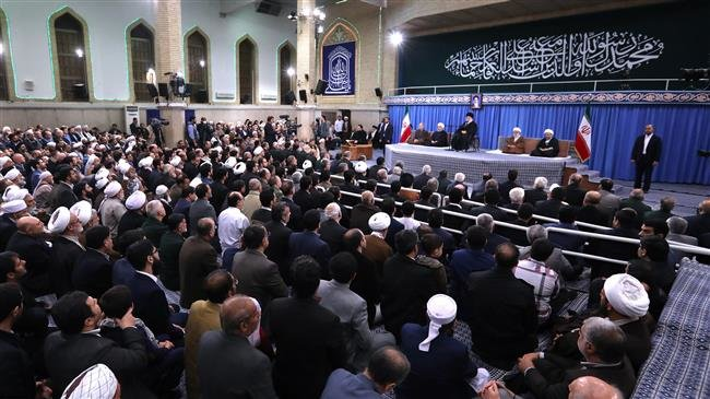 Leader says sensitivity of  US to Middle East is due to the rise of Islam