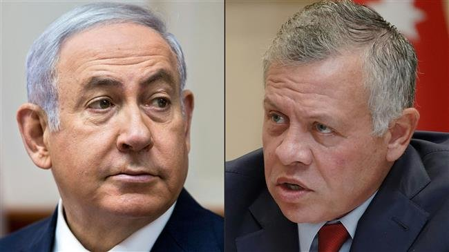 Jordanian cancels border land leases with Israel