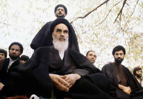 Imam Khomeini commemorated Ashura in Neauphle Le Chateau