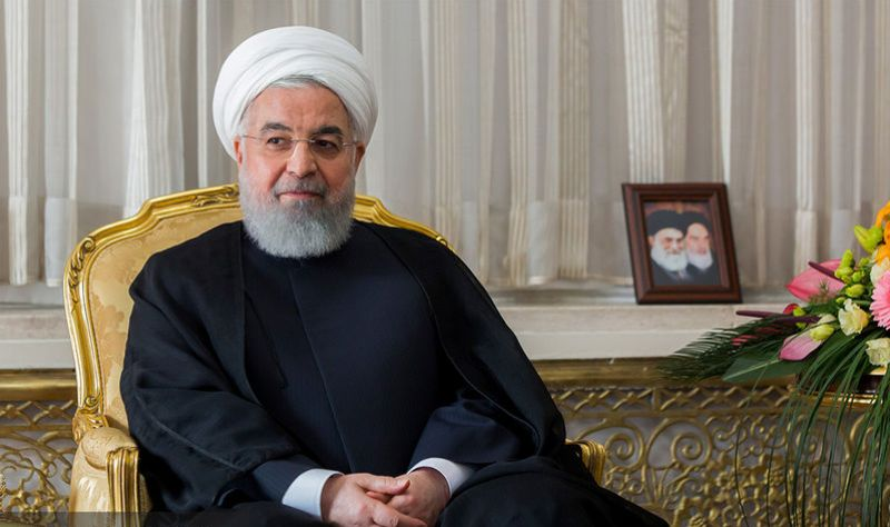 President  Rouhani says US can no longer dictate policies to regional countries