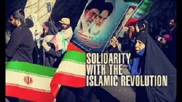 The Debate - solidarity with the Islamic Revolution