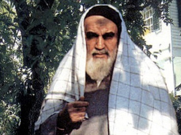 Rare photos and quotes by Imam Khomeini