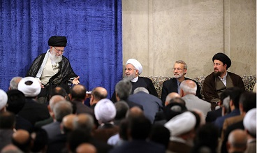 Leader says all US plots against Iran have failed