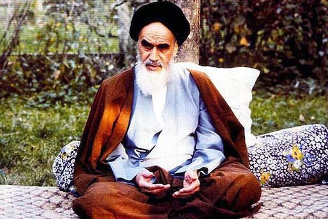 Imam Khomeini was particularly careful in observing the right of the people