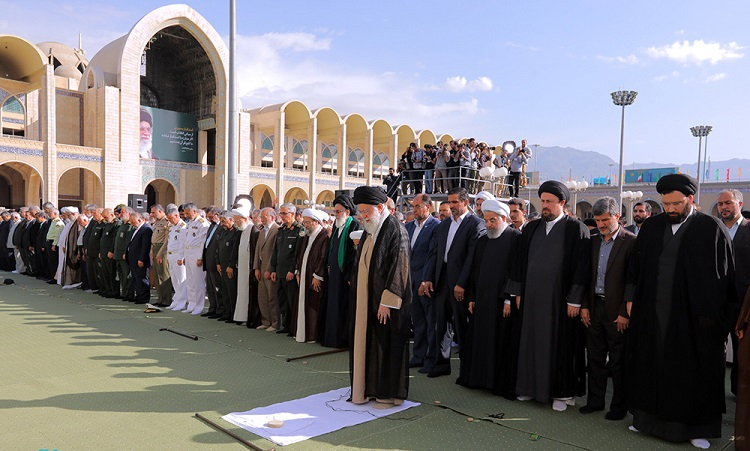 The leader set to lead congregational prayers of Eid al-Fitr at Tehran`s grand Mosalla site