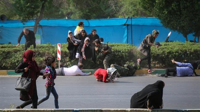 Iran`s Rouhani vows `crushing` response to Ahvaz terrorist attack