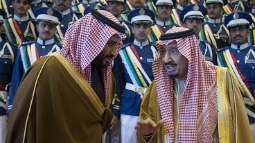 Saudi royal seeks coup to depose King Salman