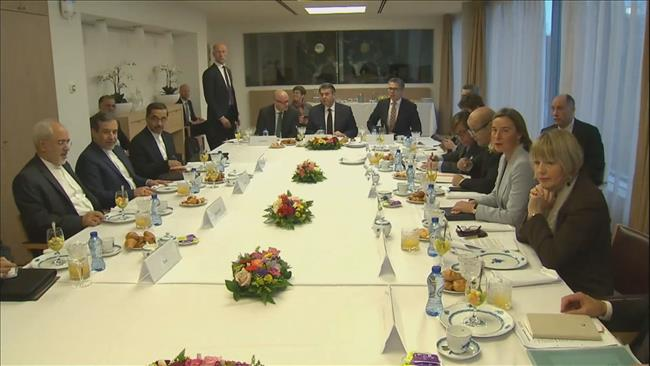 European nations voice support for Iranian nuclear deal