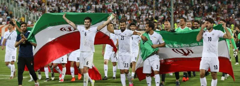 Does national team victory in football world cup boost Iran`s image and fame?
