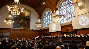 ICJ confirms Iran`s lawsuit against US