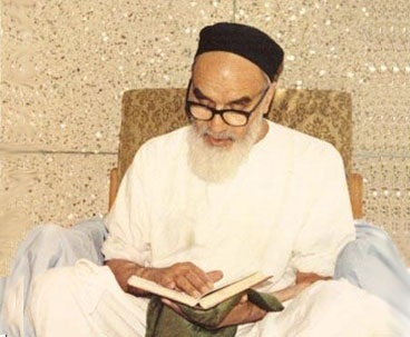 Imam Khomeini recommended tendencies towards the Quran