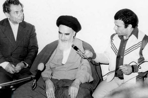 Imam Khomeini advised sportsmen for strengthening soul, moral excellence