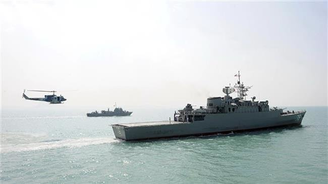 Iran Navy will continue to defend interests in high seas