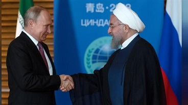 Russia`s role in implementing nuclear deal important and constructive: President Rouhani