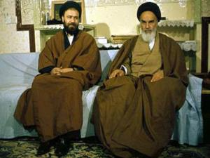 Seyyed Ahmad Khomeini's role was to make sure the revolution lived on