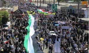 Quds Day rallies staged in over 800 cities across globe