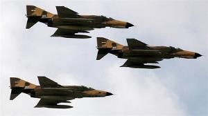 Iran`s Army, IRGC hold joint aerial drills in Persian Gulf