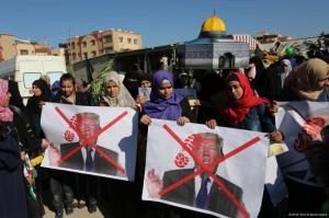 Trump`s anti-Palestinian policies ignite tensions acros Mideast