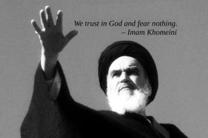 Imam Khomeini rejected dominance of both Western and Eastern powers