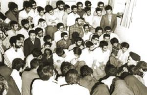 Imam Khomeini recommend of speaking to youth softly