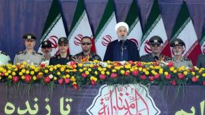 President  Rouhani says Trump will suffer same fate as Saddam: