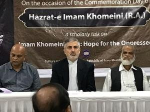 Imam Khomeini was a great thinker with a multi-dimensional personality