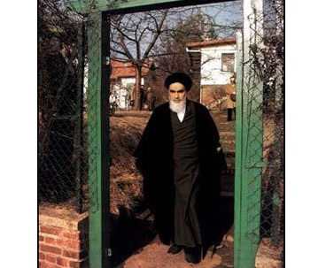 Imam Khomeini gave gifts to his Christian neighbors for Christmas