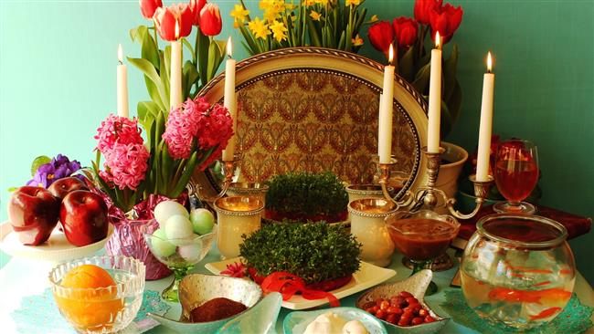 Nowruz marks the advent of spring, rebirth of nature