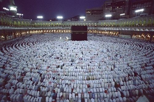 Land of Mecca belong to all Muslims