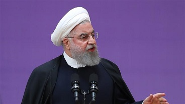 Trump left no stone unturned over to destroy nuclear agreement, Rouhani