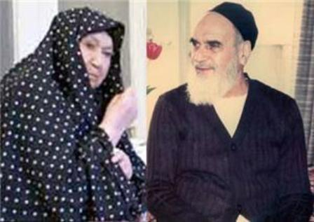 Imam Khomeini's beloved wife rendered numerous sacrifices for revolution