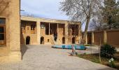 Imam's ancestral residence in historic city of Khomein