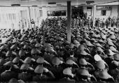 Imam Khomeini and revolutionary army