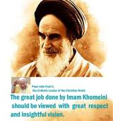 Imam Khomeini in scholars` viewpoints