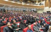 """The 3rd international summit on """"Warriors in foreign countries"""" in city of Damghan"""