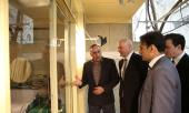 German Ambassador visits Imam Khomeini's historic residence in Jamaran and meets Seyyed Hassan Khomeini