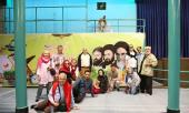 Foreign tourists from Portugal visit Imam Khomeini's historic residence in Jamaran