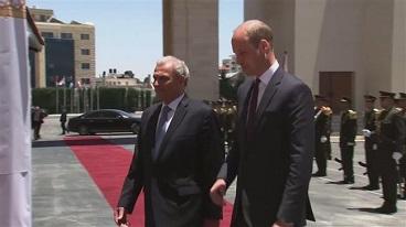 US, Britain have long history of injustice toward Palestinians