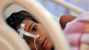 Diphtheria piles on Yemen misery amid cholera rage