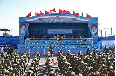 Imam Khomeini's expectations from national army, armed forces