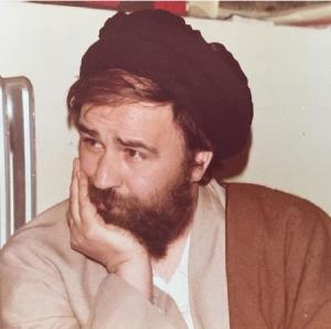 Imam Khomeini`s companion, beloved Ahmad
