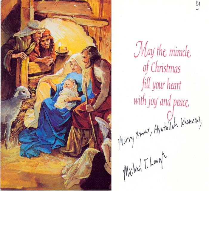 The miracle of Christmas will fill your heart with peace and joy