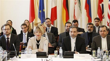 Iran pushes for EU guarantees over nuclear deal